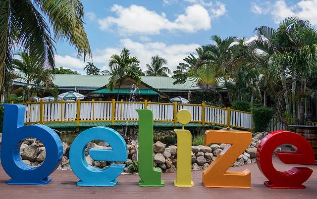 oblíbené Belize