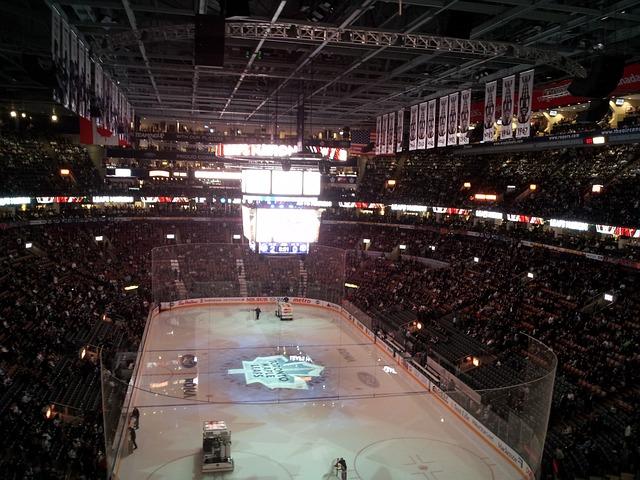stadion na hokej