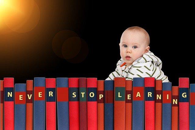 učení