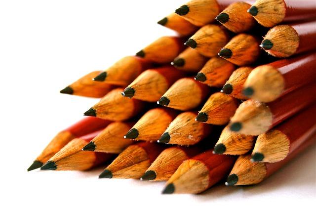 školní tužky