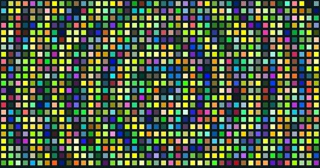 abstraktní obrazec