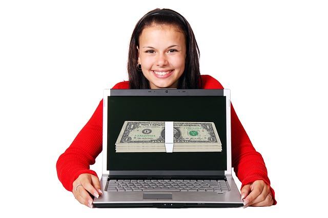 peníze přes PC