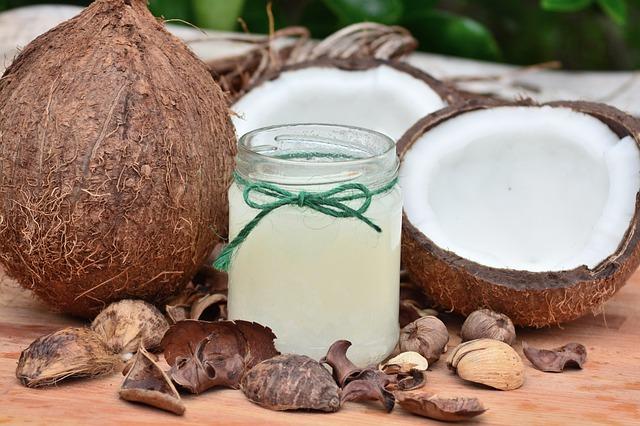 Kokosový olej na liečivé použitie