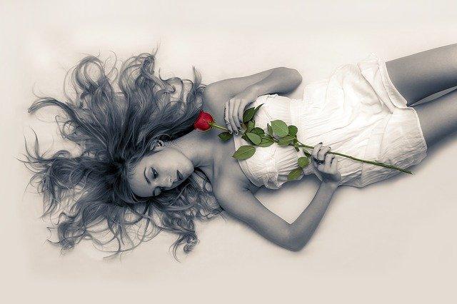 Žena ako kvet spoločnosti