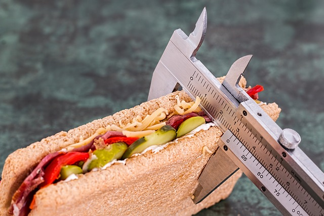 Netvárte sa, že sa vás držanie diéty netýka