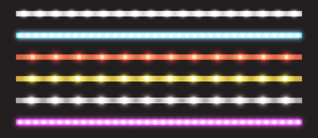 vector-set-led-strips-with-neon-glow-effect_107791-2797